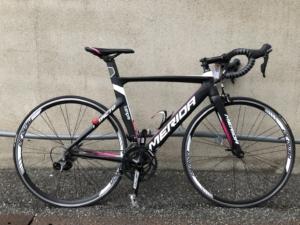 MERIDAロードバイク lampre REACTO買取させて頂きました。岡山倉敷で自転車の買取ならお任せ下さい。