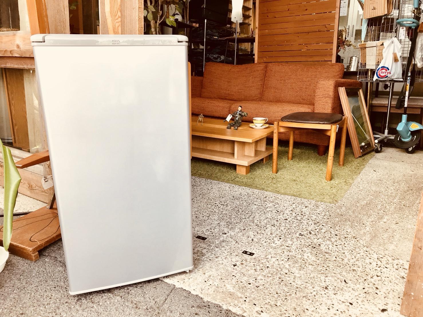 ハイアールの冷蔵庫買取させて頂きました!