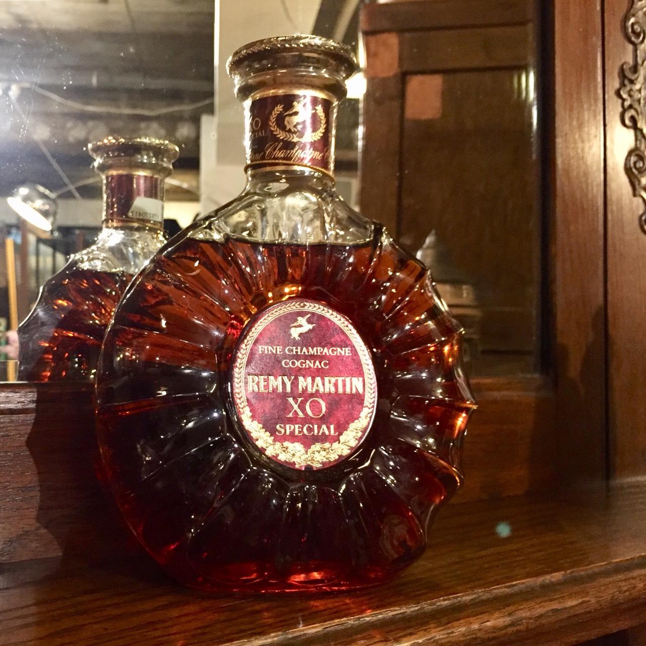 レミーマルタンXOスペシャル買取させて頂きました。岡山倉敷のお酒買取屋さん。