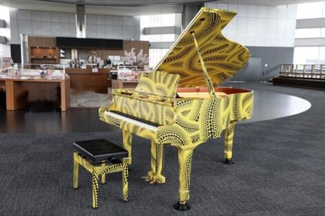 グランドピアノの買取販売ならリユースショップ キミドリまで/楽器の買取販売してますよ