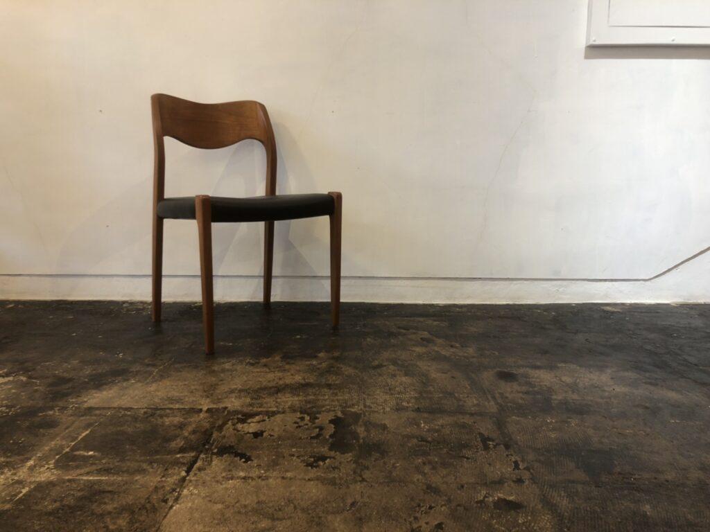 J.L Moller No.71 Chair
