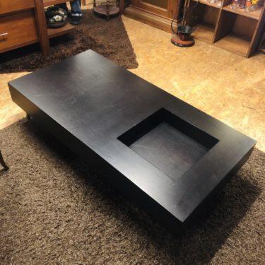 HUKULA リビングテーブル 廃盤品